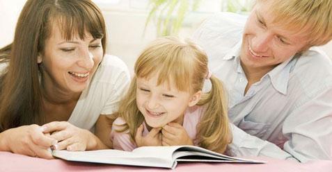 Учим уроки с ребенком всей семьей