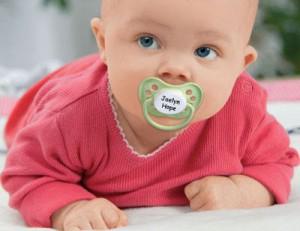 Прикус у детей, соска вред или польза