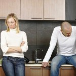 Кризис семейных отношений, периоды - камни раздора