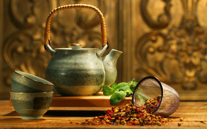 Чайная церемония по Китайски