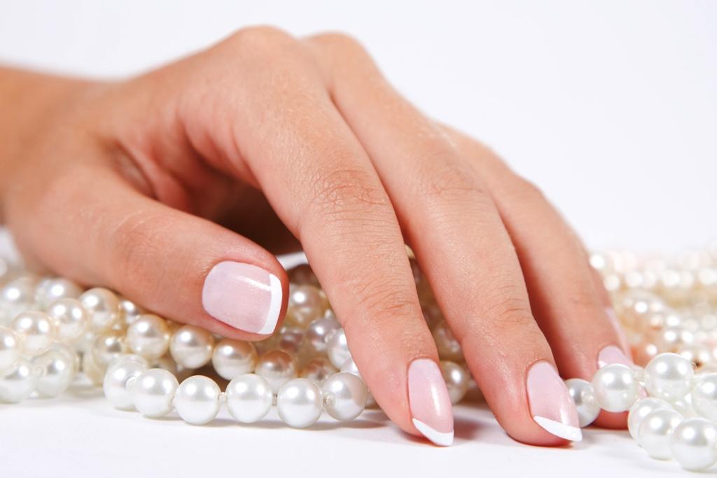 Здоровье по ногтям рук