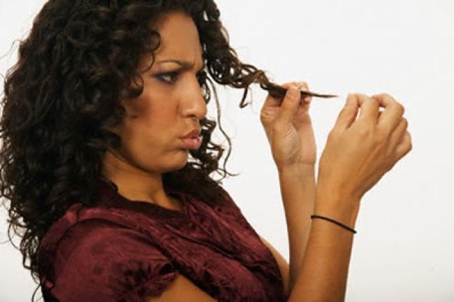 Почему секутся волосы в чем проблема