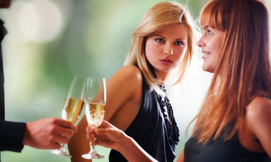 Подруга соперница - женская дружба