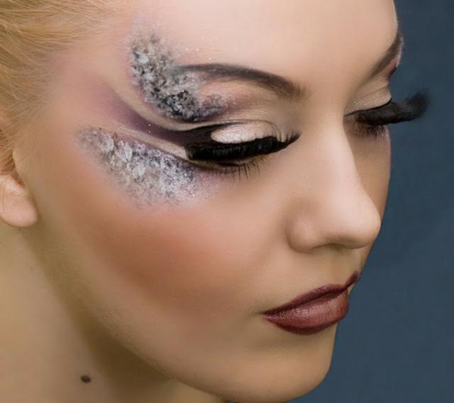 Аквагрим, что это за необычный вид макияжа