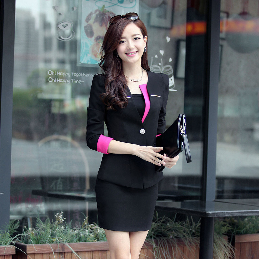 36 best Korean Office Lady Style images on Pinterest Business 100