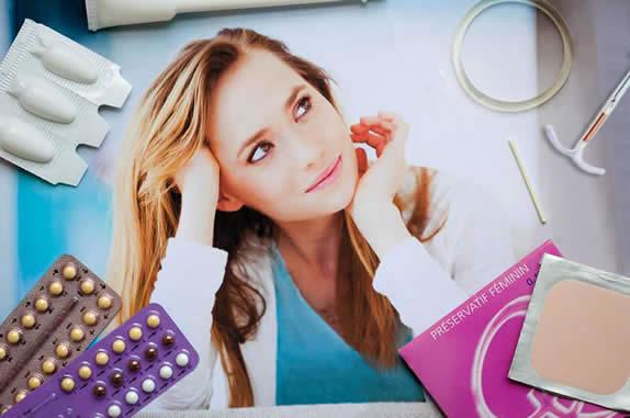 Современные методы контрацепции для женщин