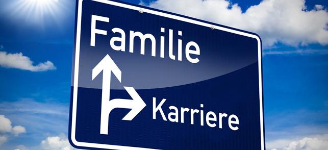 Выбор - карьера или семья