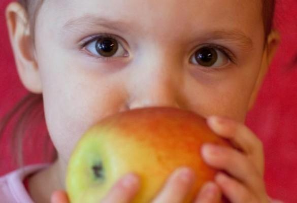 Ребенок - яблоко раздора или как не должно быть