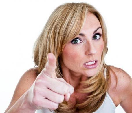 Как проучить мужа за оскорбления