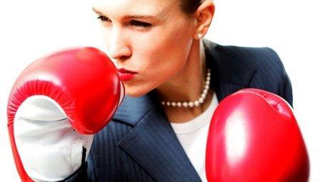 Карьера успешной женщины