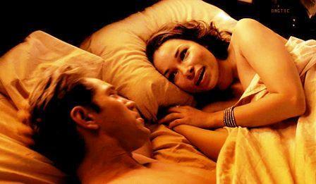 Семейные отношения в постели