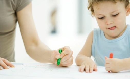 Как научить ребенка рисовать поэтапно - первые уроки рисования
