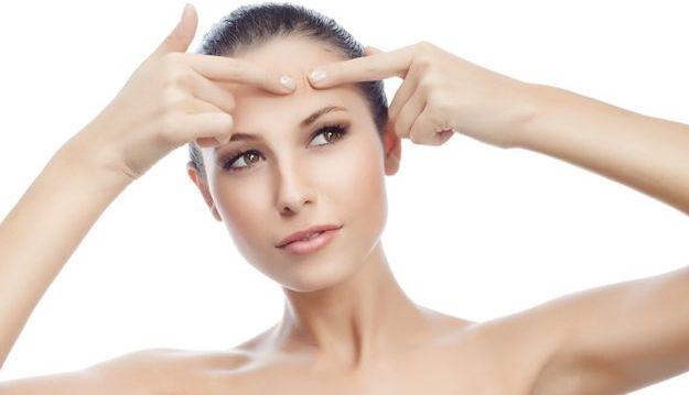 Угри на лице - лечение в домашних условиях несколькими способами