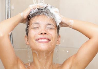 Помощь волосам профессиональная - шампуни
