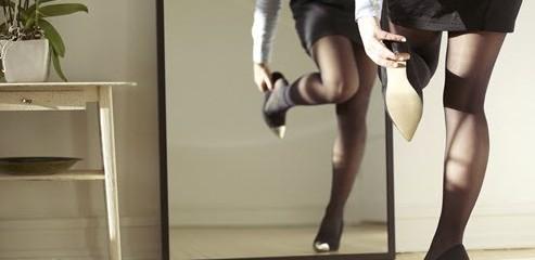 Как одеться на собеседование девушке зимой