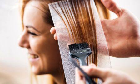 Краска для волос во время беременности - да или нет