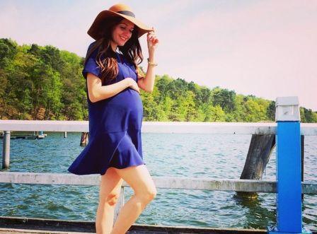 Можно ли беременным купаться в озере или реке