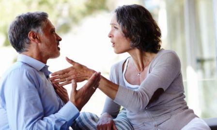 Милые бранятся, только тешатся - семейные взаимоотношения