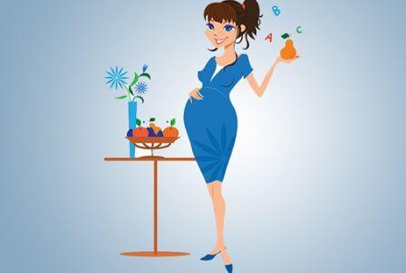 Польза груши при беременности