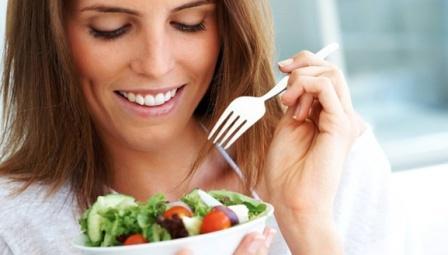 Правильное питание - часть диеты