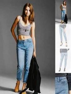 Что такое Mom Jeans