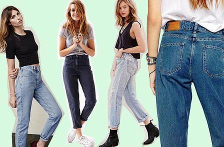Мом джинсы (Mom Jeans) – назад в будущее