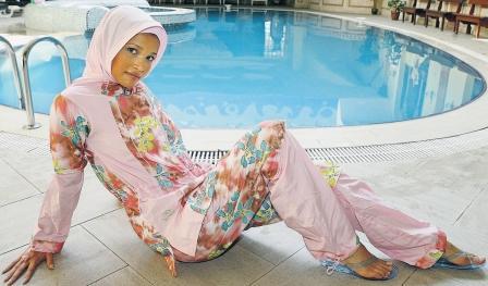 Фасоны мусульманских купальников