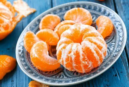 Мандарины во время беременности: вред мандаринов