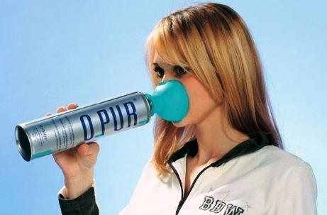 Кислородный баллончик - кислородотерапия в домашних условиях
