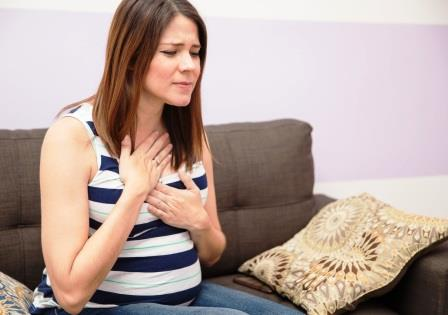 Изжога при беременности: причины, последствия и лечение изжоги