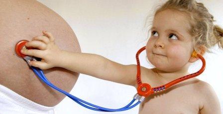 Почему ребенок икает в утробе матери