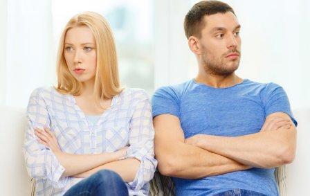Шансы спасти семью от развода