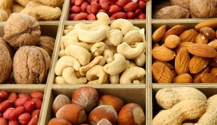 Какие орехи полезны беременным