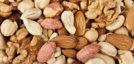 Орехи для беременных
