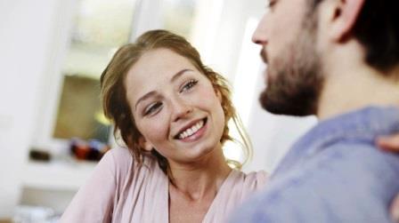 Как завоевать любовь мужчины взглядом
