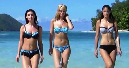 Модные Французские купальники