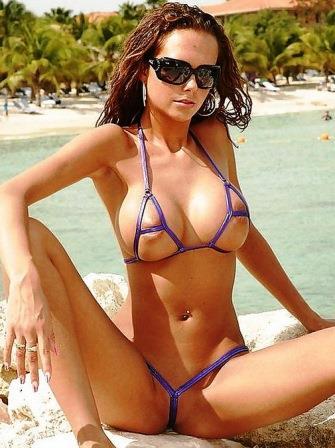 Модный тренд японских купальников