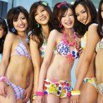 Японские купальники: отличие японских моделей от европейских