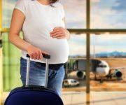 Авиаперелеты во время беременности. Можно или нельзя летать
