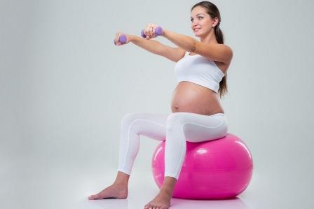 Польза и вред фитнеса при беременности