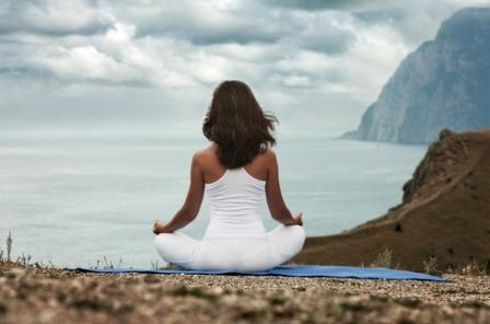 Йога для наступления беременности