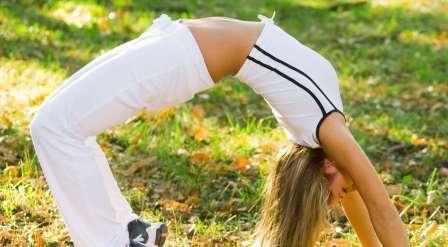 Йога и упражнения для зачатия ребенка