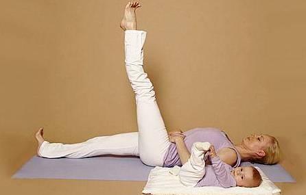 Йога для восстановления после родов в домашних условиях