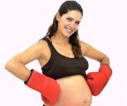 Бокс и беременность: польза, вред и противопоказания