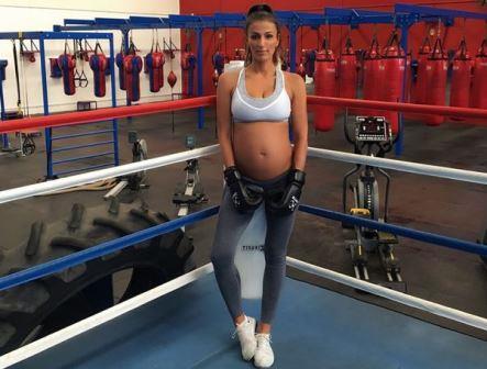 Можно ли заниматься боксом во время беременности или нет