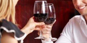 Алкоголь и первое свидание
