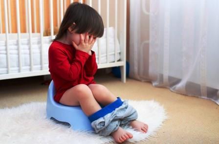 Причины детского запора