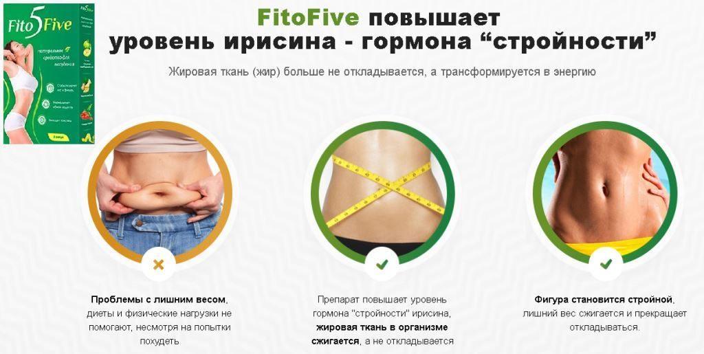 Состав FitoFive средства для похудения