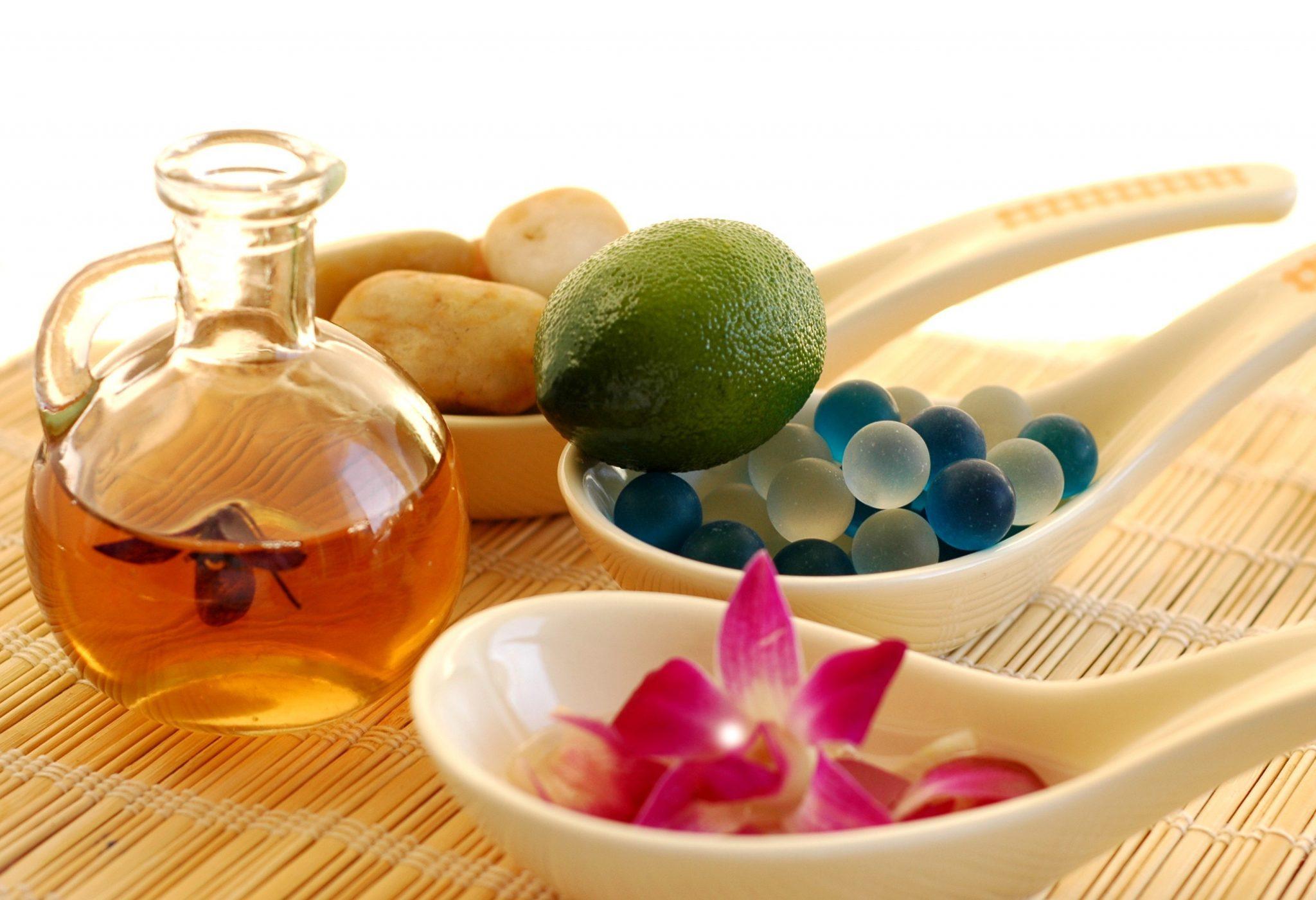 Ароматерапия и эфирные масла - свойства эфирных масел