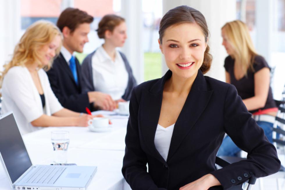 Как добиться успеха на работе женщине
